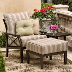 Woodard Patio Furniture - Andover Collection