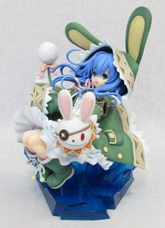 Date A Live Yoshino 1 7 Complete Figure Anime Japan New | eBay