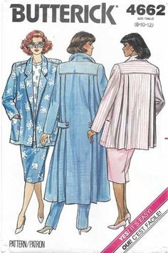 Slim Sheath Dress with Scalloped Cape Collar Butterick 9305 Mod Madmen Vintage Sewing Pattern Size 16 Bust 36 by sandritocat on Etsy Robes Vintage, Vintage Dresses, Vintage Outfits, Vintage Fashion, Vintage Clothing, 1950s Fashion, Vintage Girls, Vintage 70s, Vintage Items