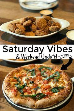 Saturday vibes and weekend update via desperately seeking gina.