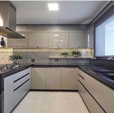Exceptional modern kitchen room are available on our website. Have a look and you wont be sorry you did. Modern Kitchen Interiors, Contemporary Kitchen, Kitchen Design, Modern Kitchen Room, Kitchen Modular, Kitchen Room Design, Kitchen Room, Kitchen Interior, Kitchen Furniture Design