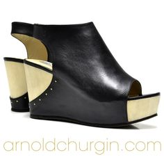 Arnold Churgin Azoral #styleblogger #fashion #canadianfashion #sandals #platforms #fashion #shoes #shoefie Uptown Funk, Cata, Spring Summer 2015, Shoe Shop, Beautiful Shoes, Platforms, Heeled Mules, Fashion Shoes, Shoe Boots