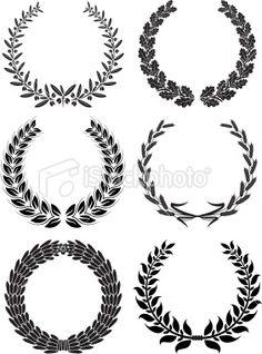 Laurel Wreaths Más