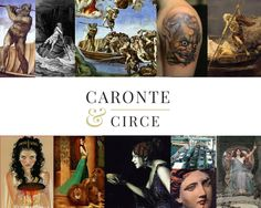 Caronte & Circe. The mythology of Sicily. https://sicilyinsideandout.com/
