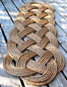 Top 21 Nautical Rope Crafts