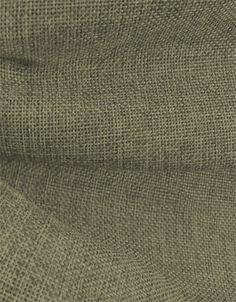 A Vintage Linen / Burlap OLIVE #9332