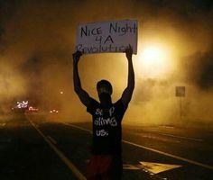 Baltimore burning #AmericanDream