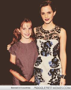 Image discovered by M. Find images and videos about harry potter, emma watson and hermione granger on We Heart It - the app to get lost in what you love. Alex Watson, Lucy Watson, Hermione Granger, Hogwarts, The Bling Ring, Harry Potter Actors, Dan Stevens, Phoebe Tonkin, Evan Peters