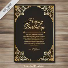 #elegant #birthday #cards