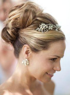 Resultado de imagem para tiara ponytail