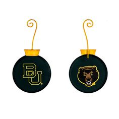 NCAA Baylor University School Ornament The Round Top Collection