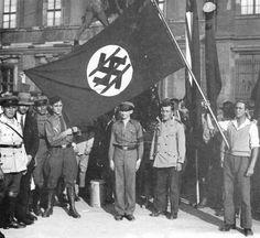 Berlin, Sommer 1932, Eiserne Front.