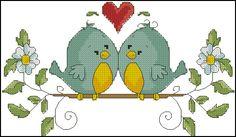 Gallery.ru / Love birds - Дарю всем. Продолжение. - tani211