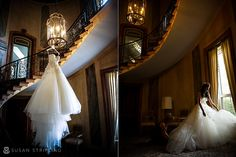 A great dress, in a great location makes a unique photo! By Susan Stripling