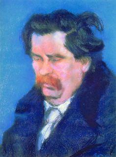 Jozsef Rippl-Ronai (Hungarian:1861-1927)