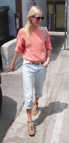 Street Style: Kate Bosworth — Wannabe Magazine