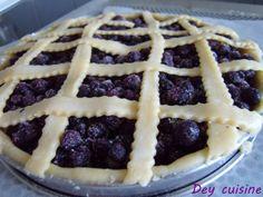 tarte aux myritille