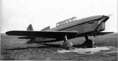 CAUDRON C.530 Rafale (1934)