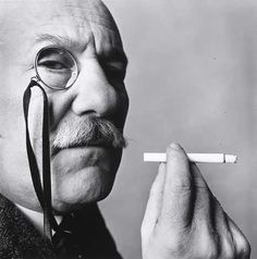 Barnett Newman, 1966 © Irving Penn via npg.org.uk