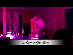 Halloween Chemistry!  Love!  perhaps a story about making gems?