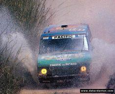 rechercher photos Rover Pacific 1984 - Dakardantan