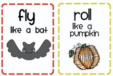 Halloween Packet with lots of activities and printables.