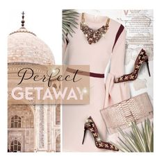 """Perfect Getaway"" by kearalachelle ❤ liked on Polyvore featuring Roksanda, Dolce&Gabbana, Lanvin, GUESS and lovefromabove"