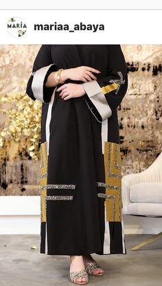 Mode Abaya, Mode Hijab, Abaya Fashion, Muslim Fashion, Kurti Sleeves Design, Hijab Collection, Iranian Women Fashion, Abaya Designs, Hijab Fashion Inspiration