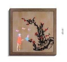"""Prunus Serrulata"" (锯齿李属科) | Liu Dao, ""Prunus Serrulata"" (锯齿李属科) (2013)"