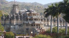 ranakpur temple rajasthan