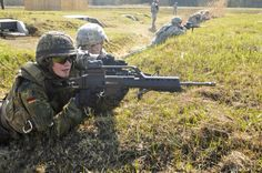German Army and U.S. Army German Army, Guns, Weapons Guns, Revolvers, Weapons, Rifles, Firearms