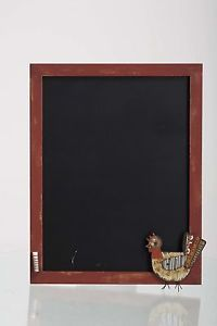 Transpac-Imports-Inc-Lost-and-Found-Rooster-Multimedia-Chalkboard