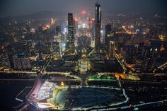 Discuss: Best Chinese Skyline - Page 6 - SkyscraperCity