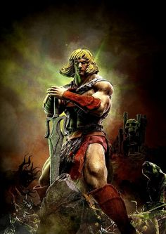 Comic Books Art, Book Art, He Man Thundercats, Nerd Art, Cult, Male Cosplay, Classic Cartoons, Fantasy Artwork, Cartoon Art