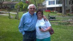 Bill and Kathy Sheridan at Jeff and Joyas wedding
