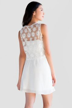 Lianne Embroidered Dress francesca s fc59e8992