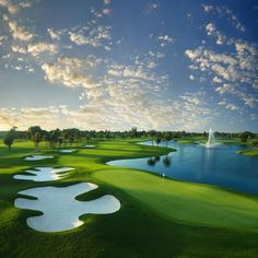 TPC Blue Monster at Doral Golf Resort & Spa: Photography by Chip Henderson