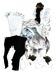 Collage  http://ana-laura-perez.tumblr.com/