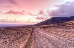 Jandia by Ernst Gamauf on Country Roads, Canary Islands