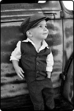 dapper little gentleman