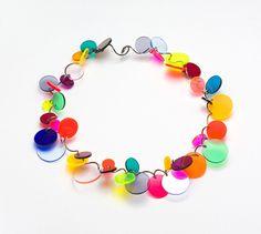 """Paul Derrez, """"Full Confetti Necklace"""", 2012, photo Rob Bohl"""