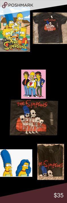 The Simpsons•Silk Screen T Shirt Since its debut on December 17,1989, 623 episodes of The Simpsons have been broadcast.29th season began on October 1,2017nlongest-running American sitcom the longest-running American animated program,in 09,it surpassed Gunsmoke as the longest-running American scripted primetime television series Simpsons Movie,was released worldwide on July 27,2007, grossed over $527million.On November 4,2016,series was renewed for a 29and 13 season of 22 episodes…