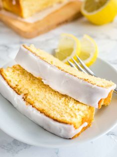 This moist Lemon Cake Recipe is fluffy, tangy and so easy to make from scratch! Every bite of this supremely moist pound cake is bursting with lemon flavor.