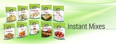 77Green Instant Mixes Instant Recipes, Spices, Nutrition, Food, Spice, Meals, Yemek, Eten