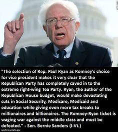 ~ Say it Bernie!