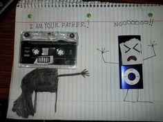 Darth Vader cassette