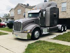 Diesel Vehicles, Diesel Cars, Diesel Trucks, Diesel Engine, Peterbilt 386, Custom Peterbilt, Peterbilt Trucks, Big Rig Trucks, Tow Truck
