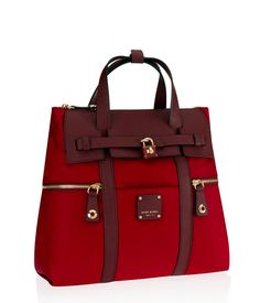 P The Jetsetter Convertible Blocked Backpack Is A Shape Shifting Luxury Handbag That