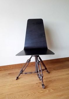 Catawiki online auction house: Industrial designed chair