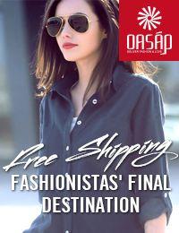 OASAP - The Latest Street Fashion
